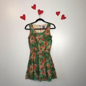 Jolie Floral and Flirty Dress